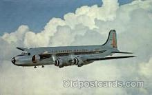 air001404 - Eastern Airlines Douglas R5D-2 Skymaster Airplane, Aviation, Postcard Post Card