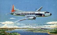 air001438 - The Silver Falcon  Airplane, Aviation, Postcard Post Card