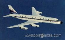 air001442 - Deltas Convair 880 Airplane, Aviation, Postcard Post Card