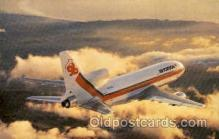 air001455 - Air Portugal TriStar 500 Airplane, Airport Post Card, Post Card