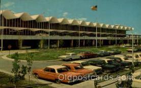 air001592 - Minneapolis-St. Paul International Airport Airplane, Airport Post Card, Post Card