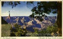 air001625 - Trans World Airline Grand Canyon, Airport Post Card, Post Card