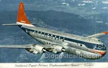 air001646 - Northwest Orient Airlines  Airplane, Airlines, Old Vintage Antique Postcard Post Card