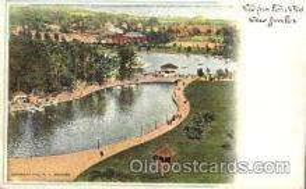 amp001021 - Willow Grove Park, Philidelphia, PA USA Postcard Post Card