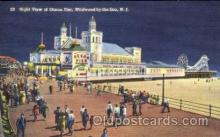 amp001054 - Wildwood, New Jersey, NJ, USA, Amusement Park Postcard Post Card