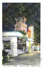 amp001085 - Denver, Colorado, CO, USA, Amusement Park Postcard Post Card