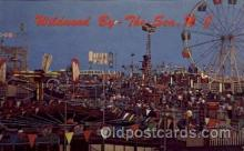 amp001105 - Wildwood by The Sea New Jersey Amusement Park Post Card Post Card