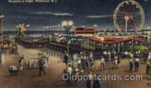 amp001130 - Playland, Wildwood NJ USA Wildwood, New Jersey Amusement Park Post Card Post Card