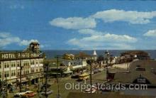 amp001149 - Old Orchard Beach, ME USA Amusement Park Parks, Postcard Post Card