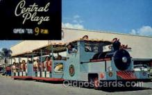 amp001158 - Central Plaza Dropper, St Petersburg, FL USA Amusement Park Parks, Postcard Post Card