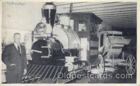 amp001169 - Pioneer Village, Minden, NE USA Amusement Park Parks, Postcard Post Card