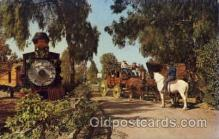 amp001173 - Knotts Berry Farm, CA USA Amusement Park Parks, Postcard Post Card
