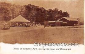 Berkshire Park, Carousel & Restaurant