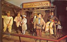 amp003006 - American Heritage Wax Museum, Scottsdale, Arizona, AZ, USA Postcard
