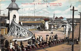 amp005002 - Venice, California, CA, USA Postcard