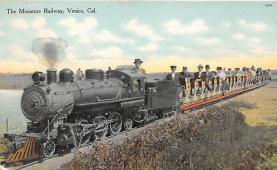 amp005003 - Venice, California, CA, USA Postcard