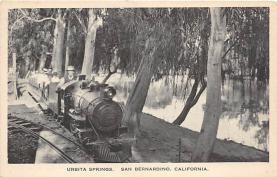 amp005006 - San Bernardino, California, CA, USA Postcard