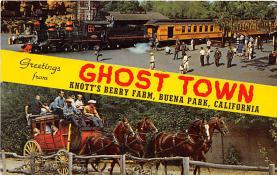amp005012 - Buena Park, California, CA, USA Postcard