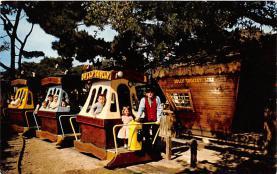 amp005020 - Children's Fairyland, Oakland, California, CA, USA Postcard