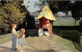 amp005023 - Children's Fairyland, Oakland, California, CA, USA Postcard