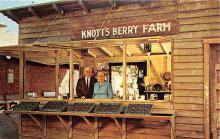 amp005050 - Knott's Berry Farm, Ghost Town, California, CA, USA Postcard