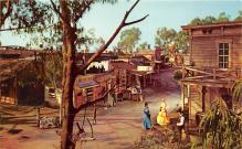amp005089 - Knott's Berry Farm, Buena Park, California, CA, USA Postcard
