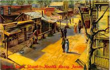 amp005096 - Knott's Berry Farm, Buena Park, California, CA, USA Postcard