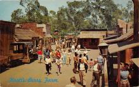 amp005101 - Buena Park, California, CA, USA Postcard