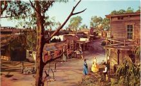 amp005116 - Knott's Berry Farm, Buena Park, California, CA, USA Postcard