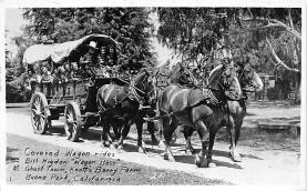 amp005117 - Knott's Berry Farm, Buena Park, California, CA, USA Postcard