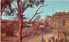 amp005120 - Knott's Berry Farm, Buena Park, California, CA, USA Postcard