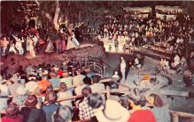 amp005121 - Knott's Berry Farm, Buena Park, California, CA, USA Postcard