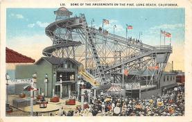 amp005129 - Long Beach, California, CA, USA Postcard