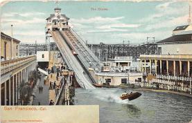 amp005133 - San Francisco, California, CA, USA Postcard