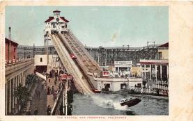 amp005136 - San Francisco, California, CA, USA Postcard