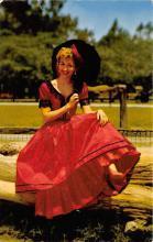 amp005139 - Knott's Berry Farm, Ghost Town, California, CA, USA Postcard