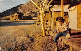 amp005142 - Calico Ghost Town, Yermo, California, CA, USA Postcard