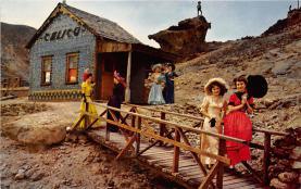 amp005146 - Calico Ghost Town, Yermo, California, CA, USA Postcard