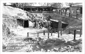 amp005154 - Knott's Berry Farm, Buena Park, California, CA, USA Postcard