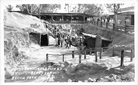 amp005155 - Knott's Berry Farm, Buena Park, California, CA, USA Postcard