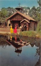 amp005162 - Knott's Berry Farm, Ghost Town, California, CA, USA Postcard