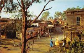 amp005177 - Knott's Berry Farm, Buena Park, California, CA, USA Postcard