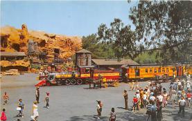 amp005178 - Knott's Berry Farm, Buena Park, California, CA, USA Postcard