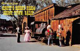 amp005179 - Knott's Berry Farm, Buena Park, California, CA, USA Postcard