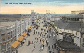 amp005184 - Ocean Park, California, CA, USA Postcard