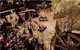 amp005193 - Knott's Berry Farm, Buena Park, California, CA, USA Postcard