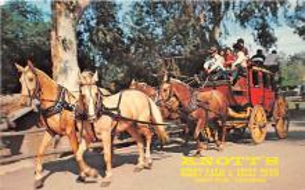 amp005194 - Buena Park, California, CA, USA Postcard