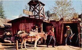 amp005197 - Knott's Berry Farm, Buena Park, California, CA, USA Postcard
