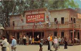 amp005201 - Knott's Berry Farm, Buena Park, California, CA, USA Postcard
