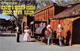 amp005206 - Knott's Berry Farm, Buena Park, California, CA, USA Postcard